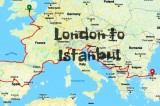 South African biker pedals from London to Istanbul for autism