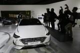 Hyundai launches hybrid version of latest Sonata model