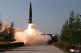 N. Korea fires 2 short-range missiles into East Sea: JCS