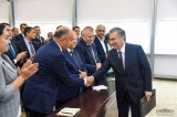 President Mirziyoyev stresses need to develop Samarkand into tourism hub