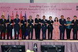 ASEAN, Australia unite to address human-trafficking issues