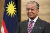 Mahathir urges Malaysians to keep up spirit of goodwill, nationhood