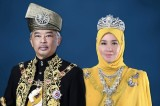 Malaysia's King, Queen offer condolences over teen's death