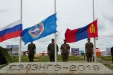 Mongolia, Russia launch joint military drill