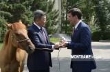 Mongolia, U.S. agree to enhance defense cooperation