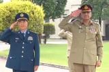 China's Gen. Xu Qiliang visits Pakistan, meets Army Chief