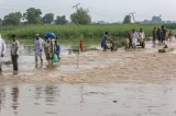 Pakistani villages submerged as India releases river water