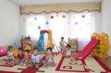 Becoming trilingual is kindergarten play in Kyrgyzstan