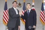 U.S. defense chief calls for Seoul's cooperation in safeguarding Strait of Hormuz