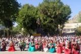 Kyrgyzstan celebrates Komuz Day with great fanfare, impressive displays