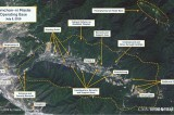North Korean hosts 'undeclared' base for missiles 165 kilometers northeast of Seoul