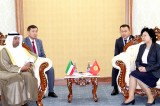 Kyrgyzstan, Kuwait agree to boost ties, sign MoUs