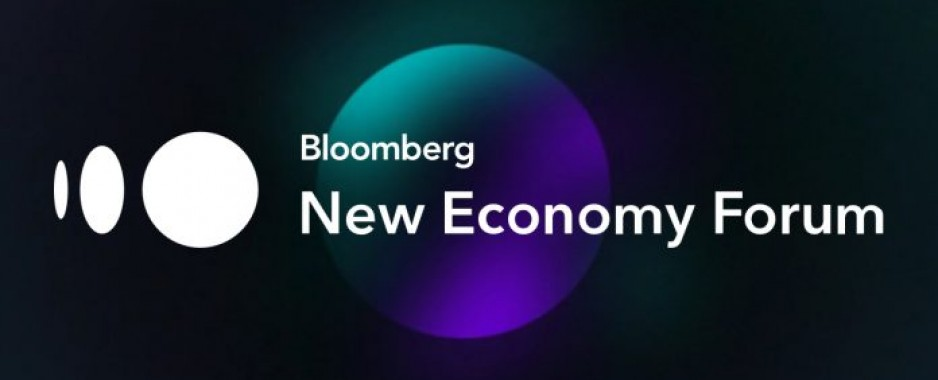 Bloomberg New Economy Forum announces preliminary speaker and participant line-up for Beijing event