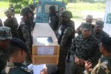 Pakistan hands over body of drowned BSF soldier to India