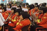 Bahrain's rich music expressed by all female BDF band