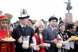 Festive events as Kyrgyzstan's Osh celebrates 3019th anniversary