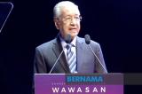 WKB2030 can make Malaysia a new Asian Tiger: Dr Mahathir