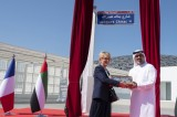 Jacques Chirac Street inaugurated in United Arab Emirates