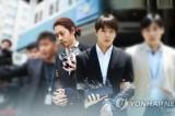 Singers Jung Joon-young, Choi Jong-hoon get prison terms in rape case