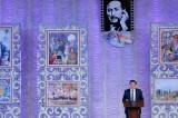 Kyrgyzstan pays tribute to local actor, painter