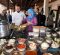 Queen shares Malaysian recipes with Turkish chefs