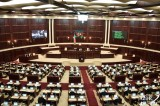 Azerbaijan lawmakers call for parliament dissolution, early elections