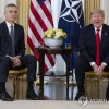 Trump hints U.S. may use military force against North Korea if necessary