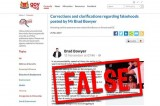 Singapore Press Watch: Unexpected responses to fake law strictures