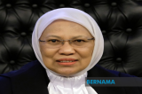 Rohana Yusuf Malaysia's first woman President of Court of Appeals