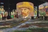 Bunker de Lumières: van Gogh