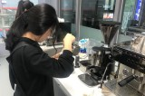 North Korea defectors sense job opportunities in coffee