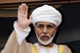 Sultan Qaboos, the ruler of Oman, dies at 79
