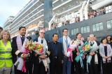 Cambodia thanked for welcoming stranded cruise passengers