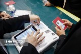 Parliamentary election taking place in Iran