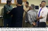 Coronavirus grips Sindh province of Pakistan