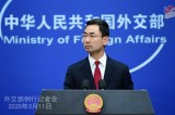 China to continue sharing experience, medical resources in COVID-19 fight: FM
