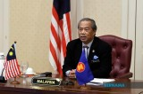 Muhyiddin shares with ASEAN Malaysia's experience in fighting COVID-19