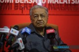 In second setback this year, Dr Mahathir loses party membership