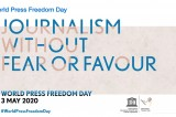 World Press Freedom Day: Paying homage to valiant journalists lost to COVID-19