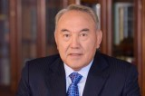 Kazakhstan's first president tests positive for COVID-19