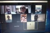 AJA holds first Zoom meeting