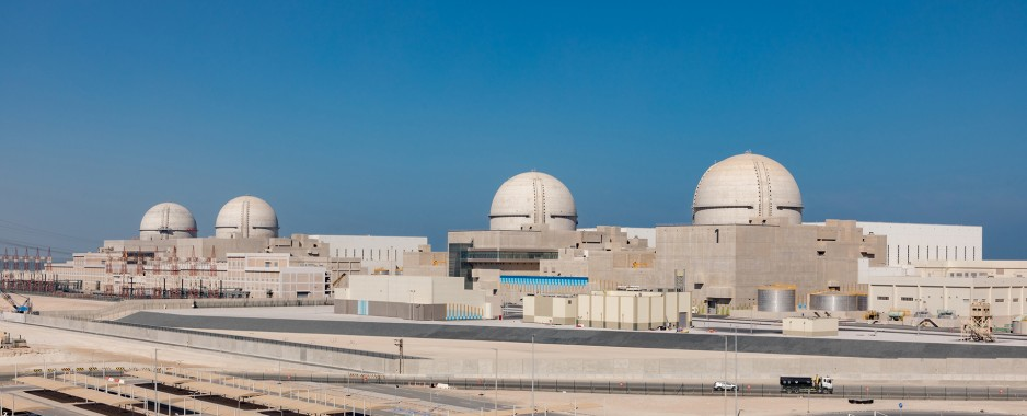 UAE becomes first Arab country to develop nuclear energy plant to generate safe, clean electricity