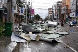 Central Vietnam ravaged by Typhoon Molave