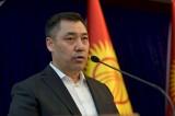 Kyrgyzstan Parliament names Sadyr Zhaparov, 51, as new Prime Minister