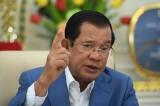 Cambodian Premier Hun Sen placed in quarantine for COVID-19