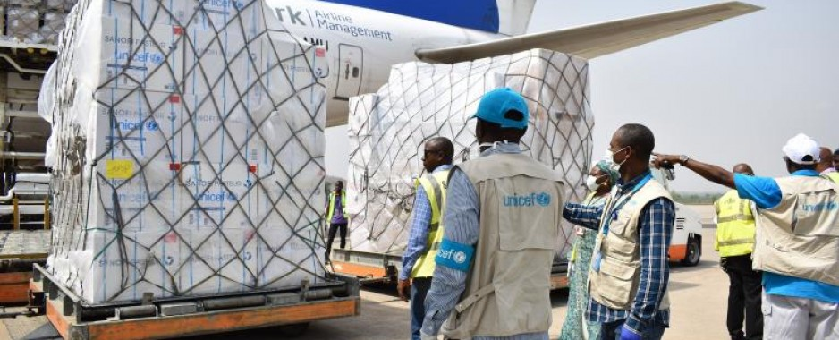 UNICEF working with more than 350 partners to deliver COVID-19 vaccines