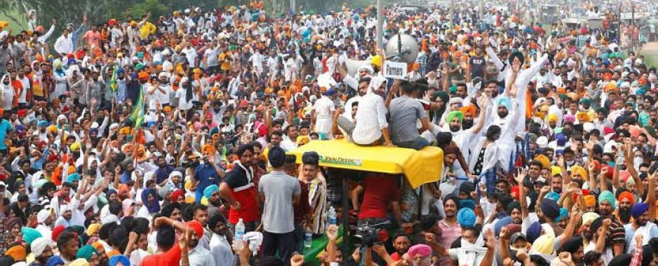 The Indian Farmer Protests: An overview of the world's biggest sit-down protest happening in India right now