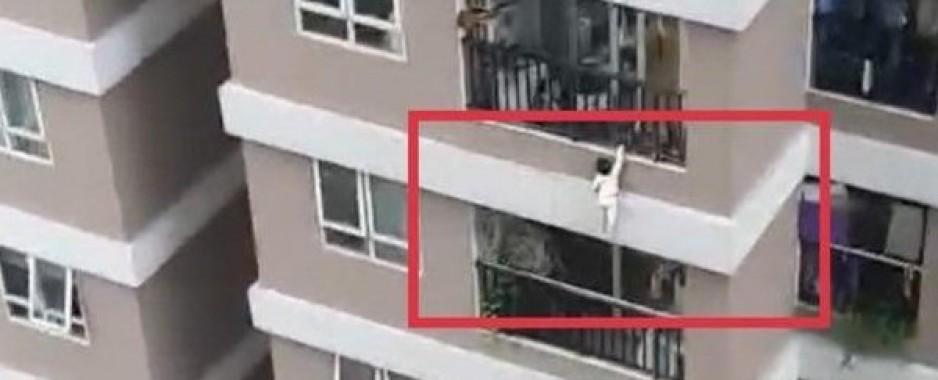 Vietnam honours hero for saving toddler falling from 12th floor balcony