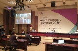 World Journalists Conference 2021 on April 19-20