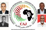 Congress of African Journalists Conference to focus on role of journalists in finding lasting solutions